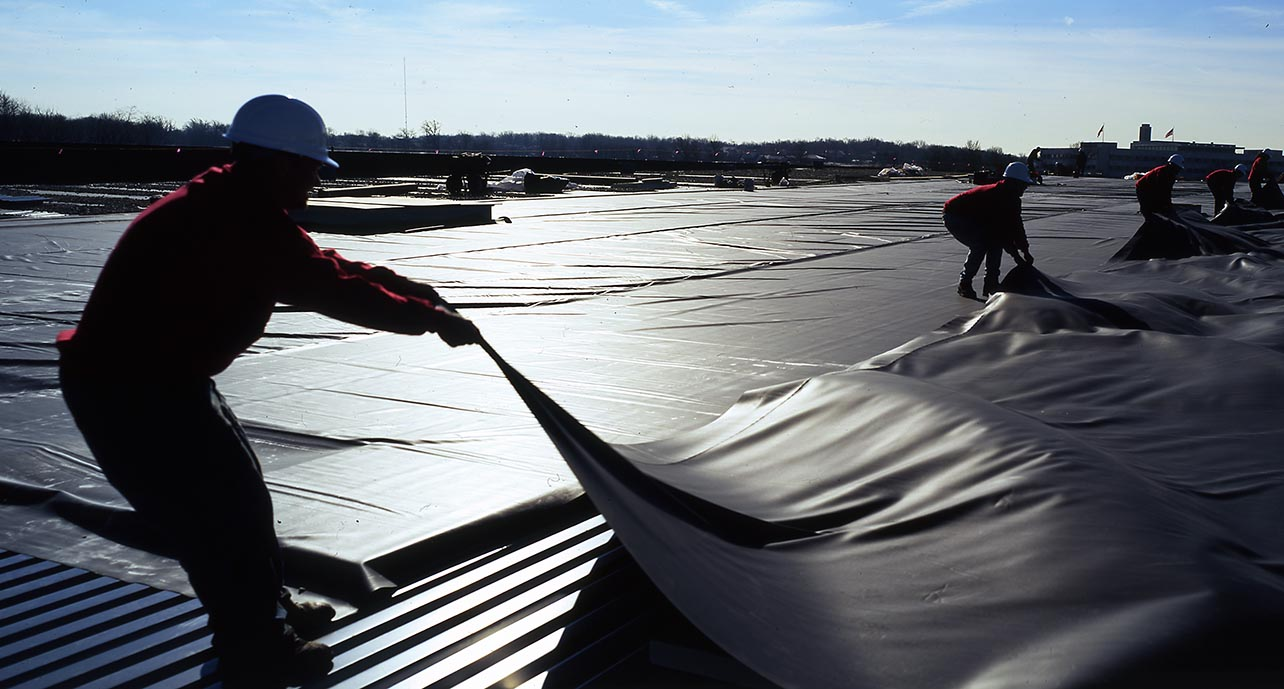EPDM Roofing Systems – Roofer Websites – Luxe