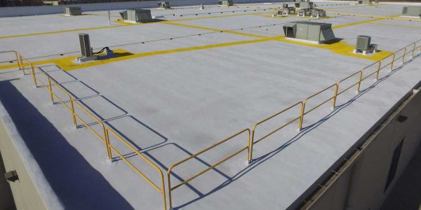 Silicone Roof